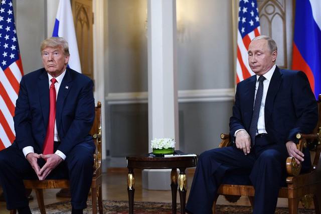 Toàn cảnh Thượng đỉnh Helsinki: Chấp nhận rủi ro chính trị để theo đuổi hòa bình - Ảnh 9.