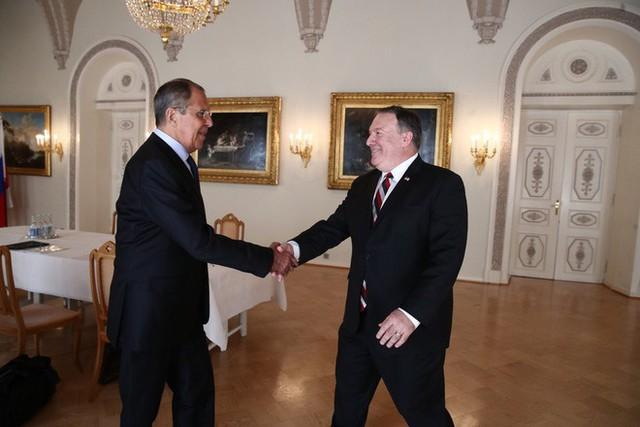 Toàn cảnh Thượng đỉnh Helsinki: Chấp nhận rủi ro chính trị để theo đuổi hòa bình - Ảnh 6.