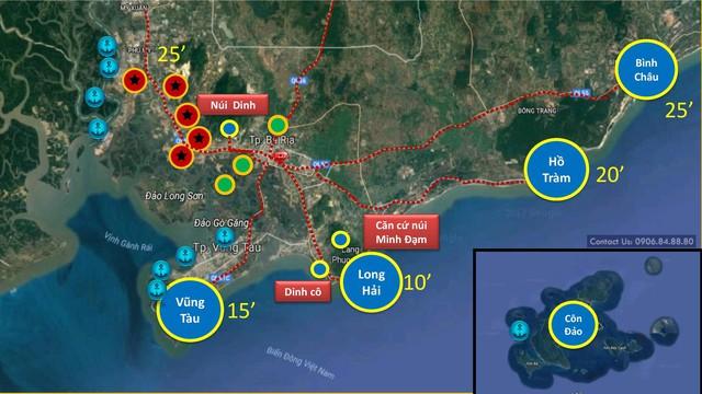 Bà Rịa - Vũng Tàu: 93 dự án treo dai dẳng đang ôm gần 8.500ha đất ven biển - Ảnh 1.