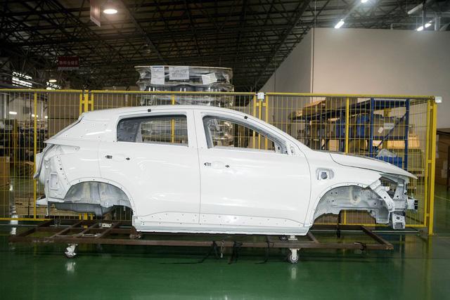 Chưa tạo ra nổi một chiếc xe, công ty khởi nghiệp ô tô điện của Trung Quốc vẫn có giá tới 4 tỷ USD, sẵn sàng đối đầu Tesla của Elon Musk - Ảnh 2.