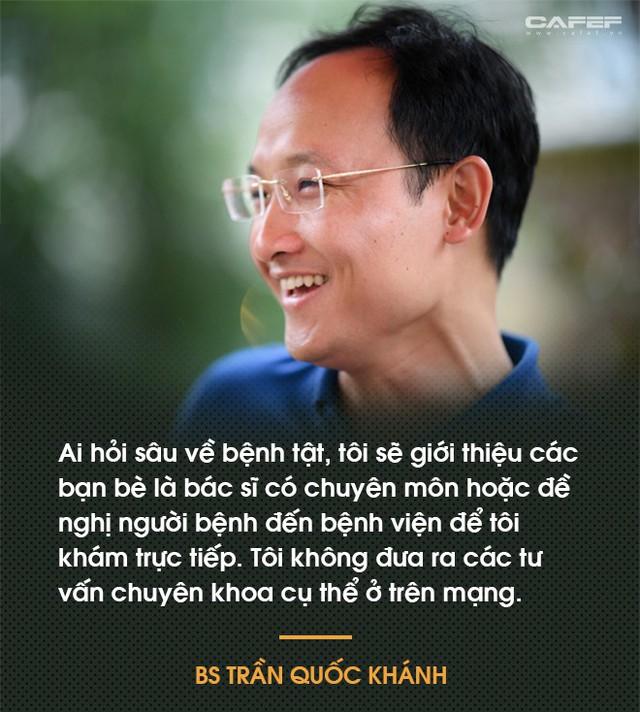 """""""Bác sĩ nghìn like"""" Trần Quốc Khánh: """"Sống là để cho đi"""" - Ảnh 3."""