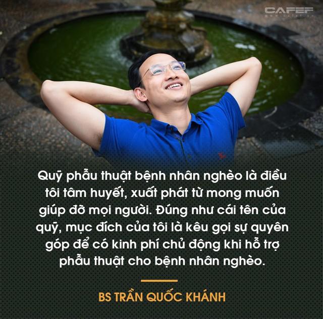 """""""Bác sĩ nghìn like"""" Trần Quốc Khánh: """"Sống là để cho đi"""" - Ảnh 9."""