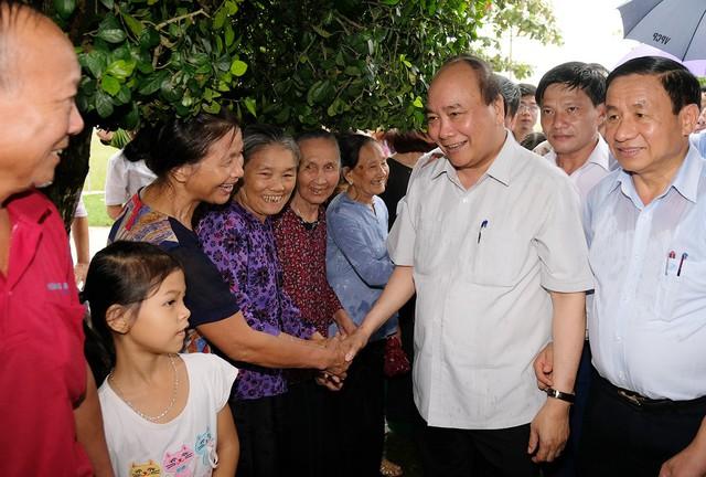 Thủ tướng thị sát 'thương hiệu' riêng của Hà Tĩnh - Ảnh 1.