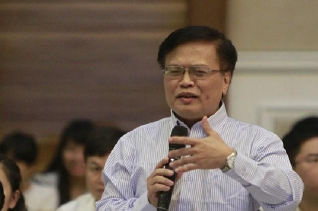 TS Nguyễn Đình Cung: Chứng khoán Việt Nam đỏ sàn là... tốt - Ảnh 1.
