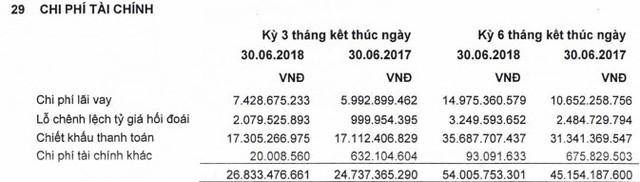 Dược Hậu Giang (DHG): 6 tháng lãi sau thuế 310 tỷ đồng, giảm 14% so với cùng kỳ - Ảnh 1.