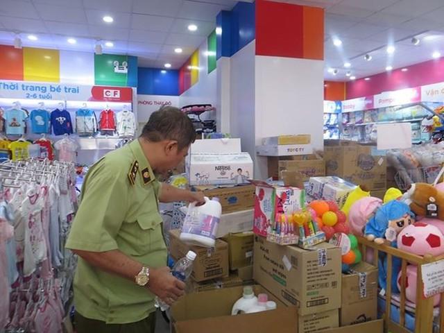 Chuỗi siêu thị Con Cưng thu hồi gần 6.000 sản phẩm lỗi   - Ảnh 2.