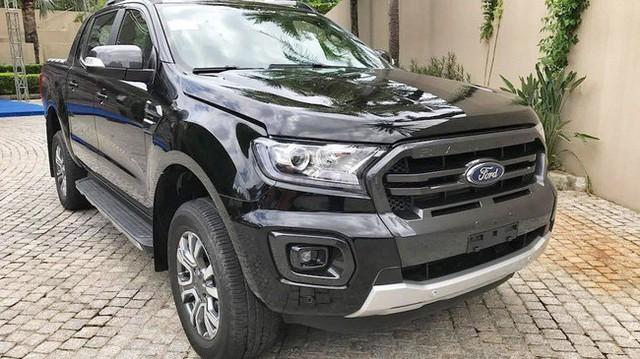 """""""Vua bán tải"""" Ford Ranger 2018 bản cao cấp đã về Việt Nam, giá bán là ẩn số bất ngờ - Ảnh 2."""