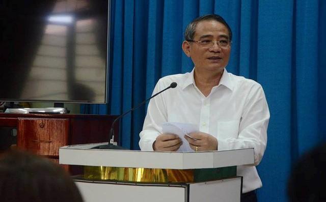 Bí thư Trương Quang Nghĩa nói về phiên tòa xét xử Vũ nhôm - Ảnh 2.