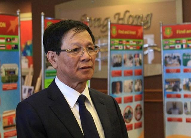 Không thu giữ được tài sản gì ở nhà ông Phan Văn Vĩnh - Ảnh 1.