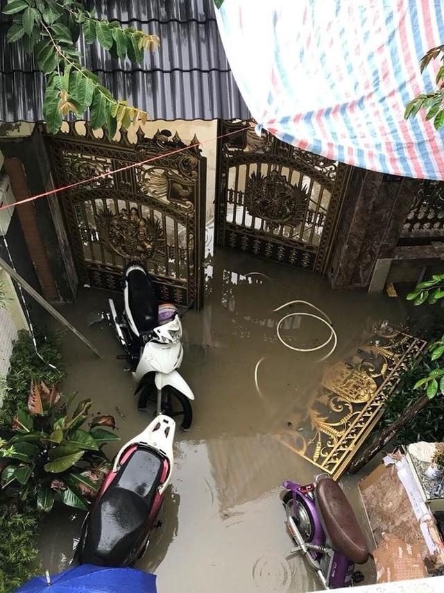 'Làng villa triệu đô Hà Nội ngập lụt vì bị bỏ rơi? - Ảnh 4.