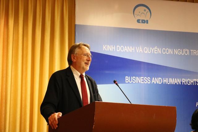 Nghị sĩ châu Âu băn khoăn gì trước khi thông qua Hiệp định thương mại tự do Việt Nam - EU ? - Ảnh 2.