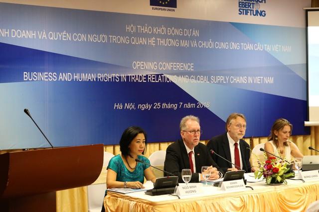 Nghị sĩ châu Âu băn khoăn gì trước khi thông qua Hiệp định thương mại tự do Việt Nam - EU ? - Ảnh 1.