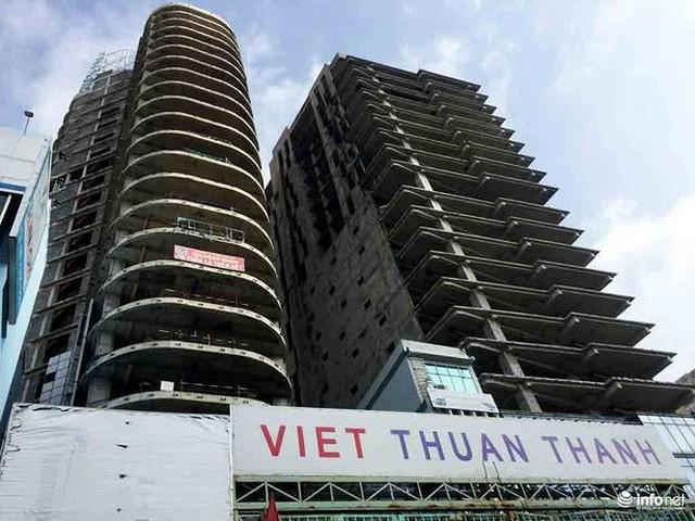 Hai đại gia đua nhau mua tòa tháp trăm tỷ ở Sài Gòn - Ảnh 1.