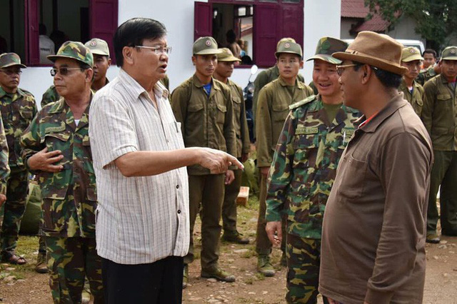 Tường thuật từ nơi vỡ đập thủy điện Lào: Chỉ còn một sốh dùng trực thăng, ca-nô để cứu người - Ảnh 6.