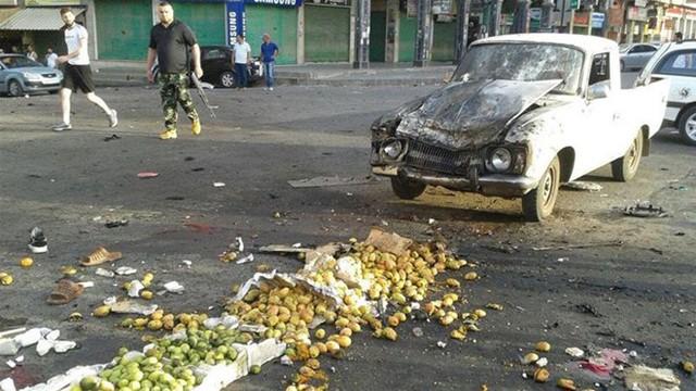 IS đánh bom liều chết hàng loạt ở Syria: Ít nhất 215 người chết, 180 người bị thương - Ảnh 1.