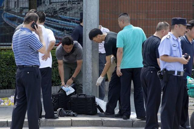 NÓNG: Đánh bom rung chuyển ngoại khu đại sứ quán Mỹ ở Bắc Kinh, nghi phạm đến từ Nội Mông - Ảnh 2.