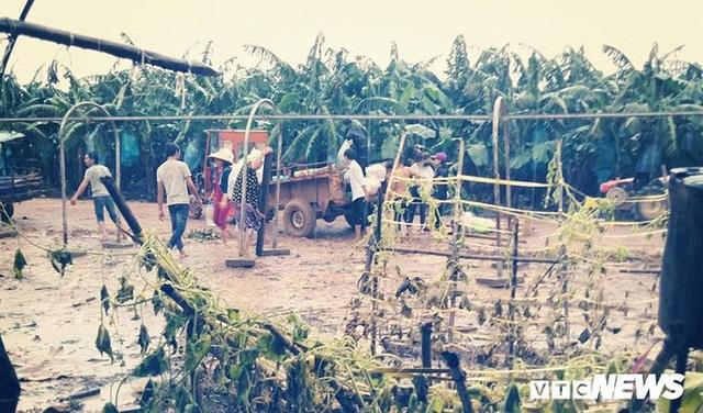 Ảnh: Người Việt thẫn thờ dọn dẹp đổ nát sau vụ vỡ đập thủy điện ở Lào - Ảnh 3.