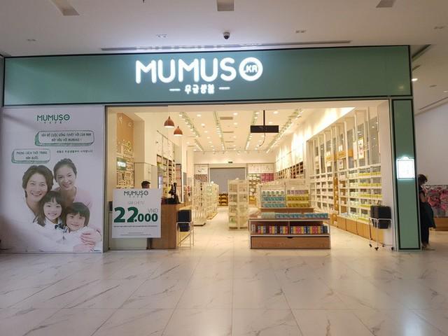 """Hàng loạt mỹ phẩm chăm sóc sắc đẹp của Mumuso """"biến mất sau kết luận của Bộ Công thương - Ảnh 2."""
