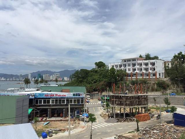 Cận cảnh khu đất vàng cấp phân phối cho cán bộ tỉnh Khánh Hòa giá hời - Ảnh 1.