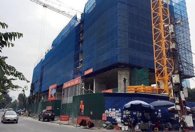'Giải cứu' việc cải tạo chung cư cũ bằng nâng tầng? - Ảnh 1.
