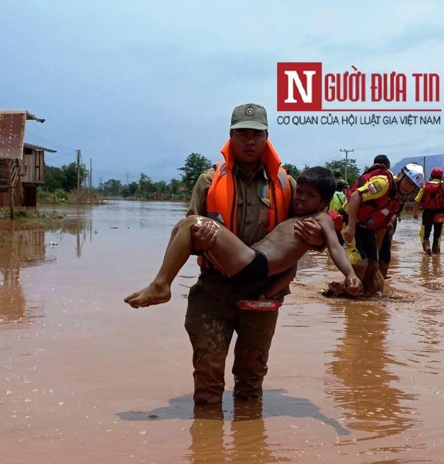 Lào mở bán 1.254 người chết và mất tích do vỡ đập thuỷ điện tính đến ngày 29/7 - Ảnh 1.