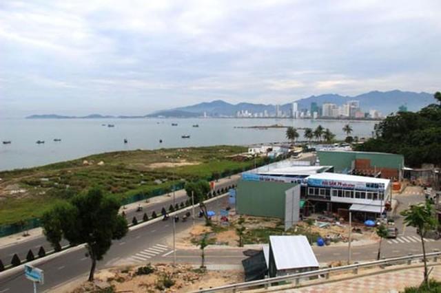 Cận cảnh khu đất vàng cấp phân phối cho cán bộ tỉnh Khánh Hòa giá hời - Ảnh 5.