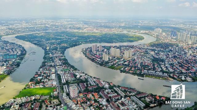 TP.HCM: Tiếp tục chọn lọc nhà đầu tư thực hiện dự án Khu đô thị Bình Quới - Thanh Đa - Ảnh 1.
