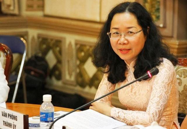 Vụ phân phối rẻ 32 ha đất: Khiển trách Chánh Văn phòng Thành ủy TPHCM - Ảnh 1.
