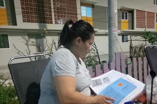 Cư dân phản ánh nhiều bất cập ở nhà ở xã hội Becamex Định Hòa - Ảnh 4.