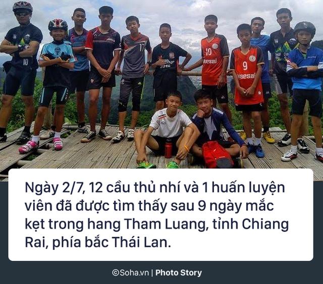 Những hiểm họa đáng sợ nào rình rập đội bóng Thái Lan bên ngoài cửa hang? - Ảnh 1.