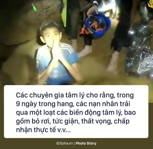 Những hiểm họa đáng sợ nào rình rập đội bóng Thái Lan bên ngoài cửa hang? - Ảnh 4.
