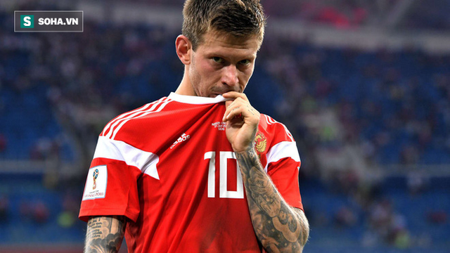 Tổng thống Nga Putin tự hào về đội nhà, gọi các cầu thủ là anh hùng - Ảnh 1.