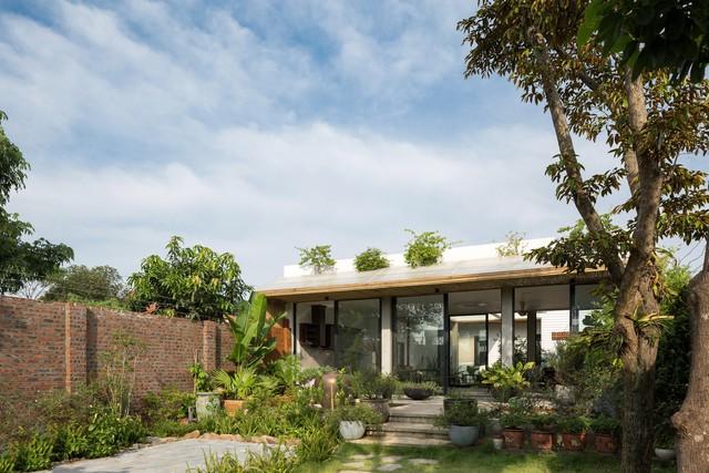 """Cận cảnh căn nhà cấp 4 """"đẹp hơn biệt thự"""" ở ngoại thành Hà Nội được báo Tây khen ngợi - Ảnh 17."""