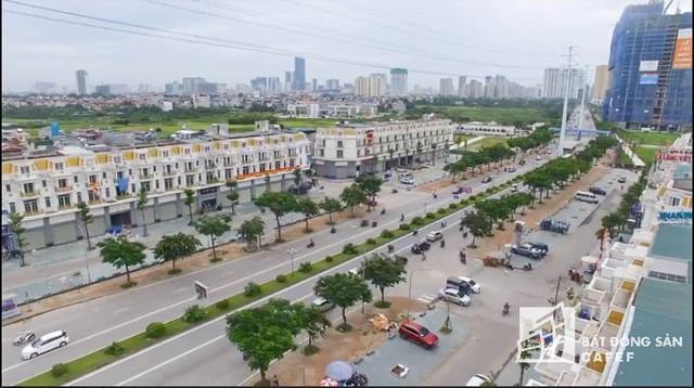 Toàn cảnh khu vực có giá nhà đất tăng mạnh tại Hà Nội trong năm qua - Ảnh 3.