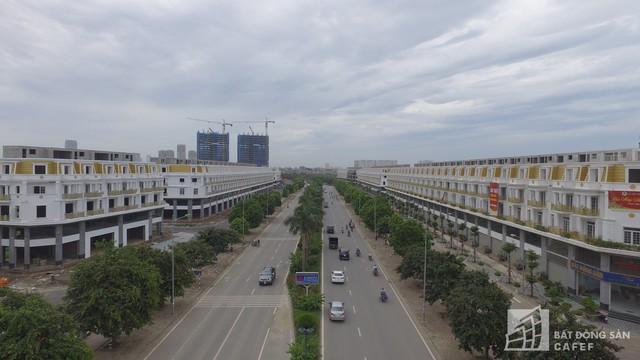 Toàn cảnh khu vực có giá nhà đất tăng mạnh tại Hà Nội trong năm qua - Ảnh 7.