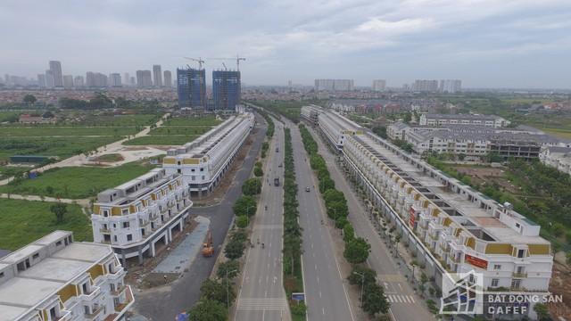 Toàn cảnh khu vực có giá nhà đất tăng mạnh tại Hà Nội trong năm qua - Ảnh 2.