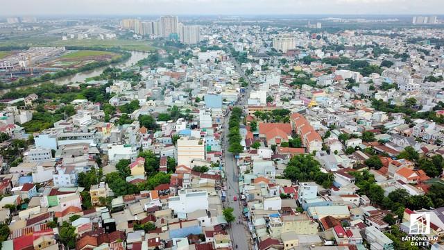 Cận cảnh dự án tuyến 1 vài con phố huyết mạch khu Đông Sài Gòn được mở rộng từ 7m lên 30m - Ảnh 5.