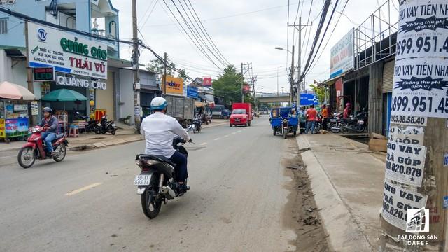 Cận cảnh dự án tuyến 1 vài con phố huyết mạch khu Đông Sài Gòn được mở rộng từ 7m lên 30m - Ảnh 7.
