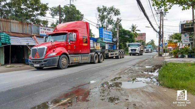 Cận cảnh dự án tuyến 1 vài con phố huyết mạch khu Đông Sài Gòn được mở rộng từ 7m lên 30m - Ảnh 10.