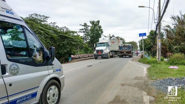 Cận cảnh dự án tuyến 1 vài con phố huyết mạch khu Đông Sài Gòn được mở rộng từ 7m lên 30m - Ảnh 12.