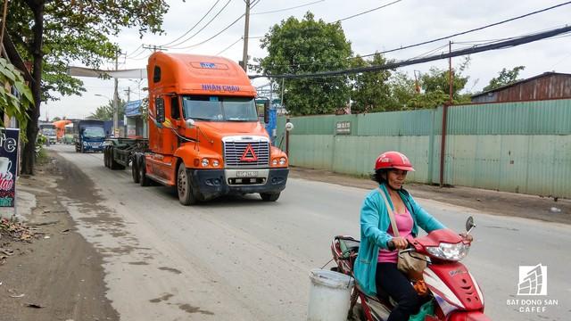 Cận cảnh dự án tuyến 1 vài con phố huyết mạch khu Đông Sài Gòn được mở rộng từ 7m lên 30m - Ảnh 15.