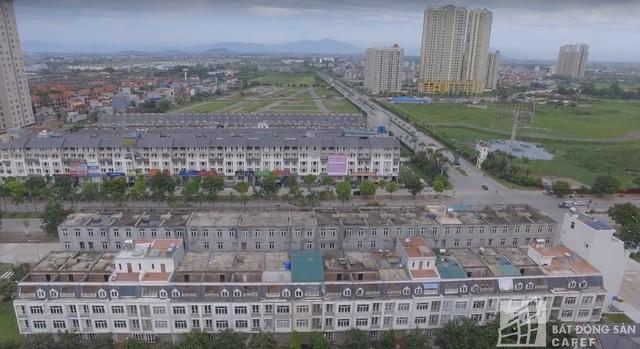 Toàn cảnh khu vực có giá nhà đất tăng mạnh tại Hà Nội trong năm qua - Ảnh 4.