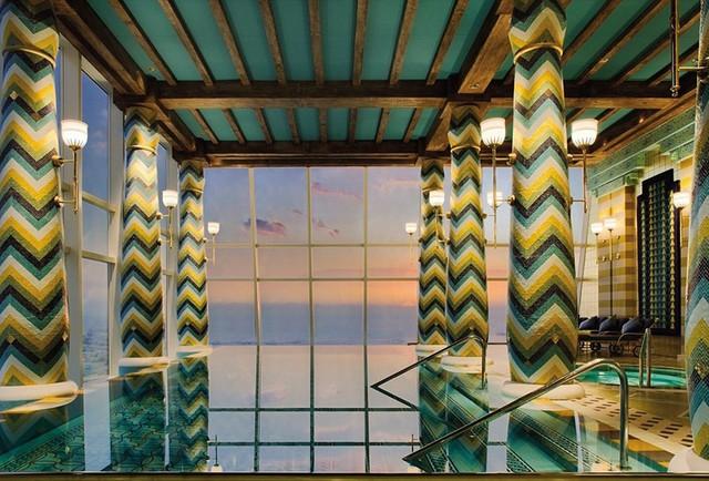 Burj Al Arab - Trải nghiệm sự sang trọng tuyệt vời nhất tại khách sạn xa xỉ 7 sao của Dubai - Ảnh 8.
