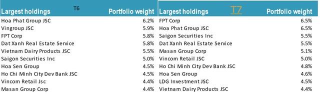 Thị trường rung lắc dữ dội, nhiều quỹ ngoại tiếp tục báo lỗ trong tháng 7 - Ảnh 4.