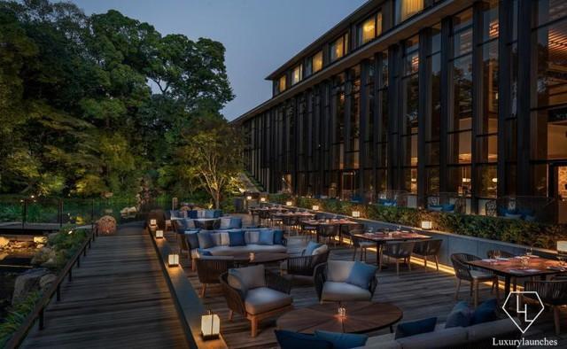 Du lịch Nhật Bản, hãy thưởng thức ẩm thực khó quên tại khách sạn 5 sao cao cấp Four Seasons Kyoto - Ảnh 3.
