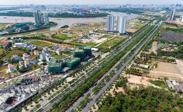 Đất nền khu Đông Sài Gòn hiện giờ ra sao? - Ảnh 1.