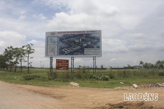 """Hàng chục dự án """"đất vàng nghìn tỉ"""" ở Mê Linh bị bỏ hoang sau 10 năm Hà Nội sáp nhập - Ảnh 2."""