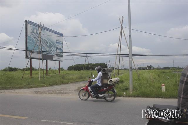 """Hàng chục dự án """"đất vàng nghìn tỉ"""" ở Mê Linh bị bỏ hoang sau 10 năm Hà Nội sáp nhập - Ảnh 11."""