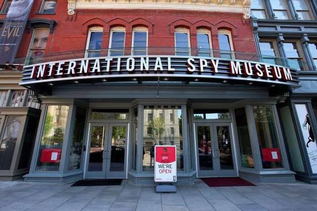 Ảnh: Khám phá những bảo tàng kỳ lạ nhất thế giới - Ảnh 13.