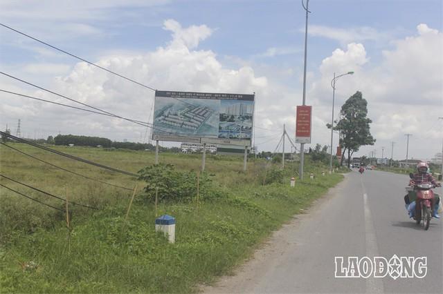 """Hàng chục dự án """"đất vàng nghìn tỉ"""" ở Mê Linh bị bỏ hoang sau 10 năm Hà Nội sáp nhập - Ảnh 5."""